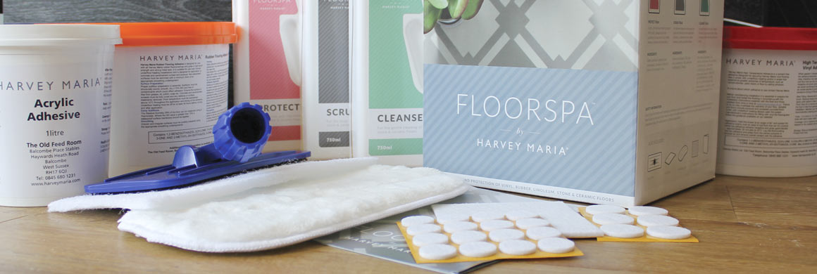 flooring accessories - glues and cleaners