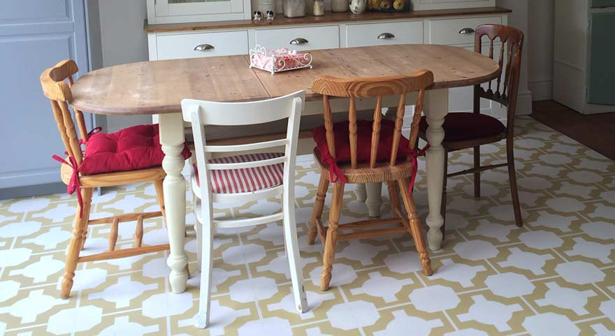 Living and Dining Room Flooring | Harvey Maria
