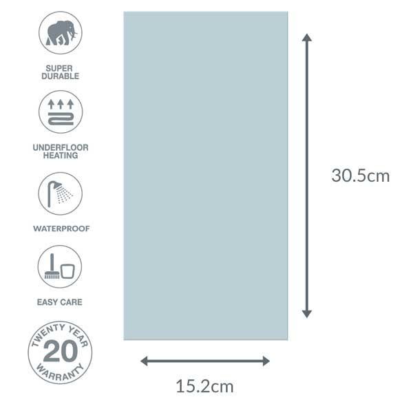 Floor dimensions