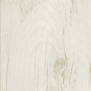 White wood effect vinyl plank