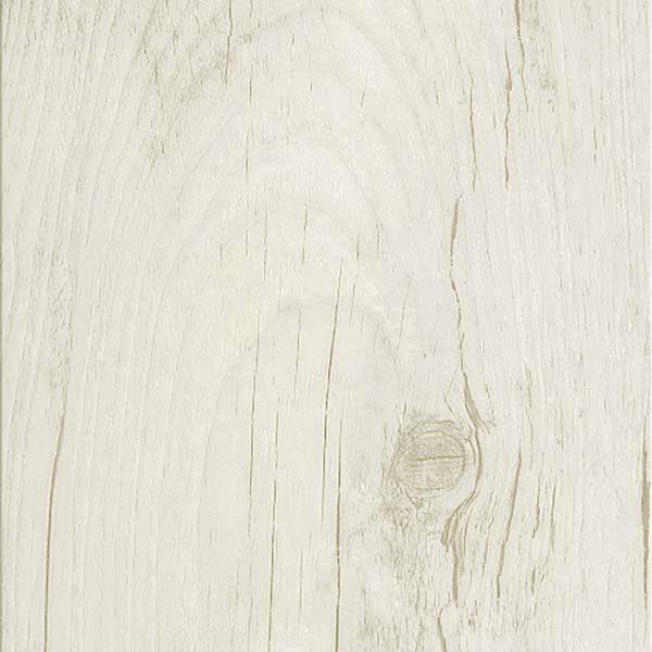 White wood effect vinyl plank