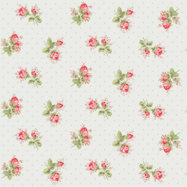 Rose Sprig White Floor Tile Cath Kidston For Harvey Maria