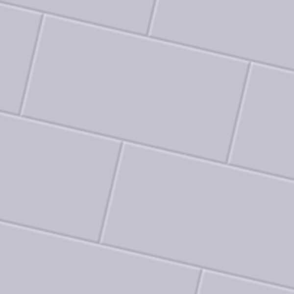 Lilac coloured vinyl flooring tile