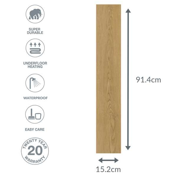 wood plank dimensions