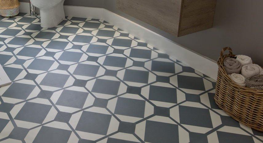Bathroom Flooring Ideas Luxury Vinyl Tiles Harvey Maria