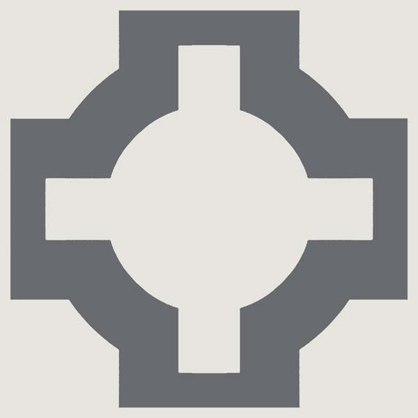 parquet charcoal floor tile