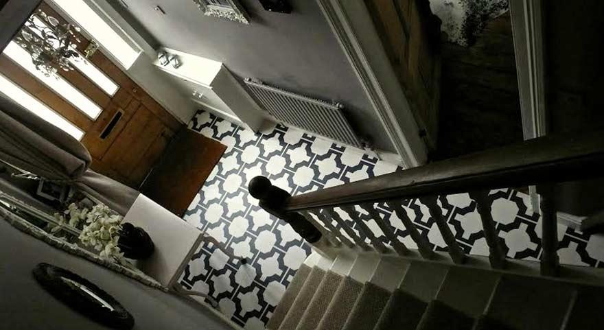 Hallway Flooring Ideas Vinyl Amp Rubber Tiles By Harvey Maria