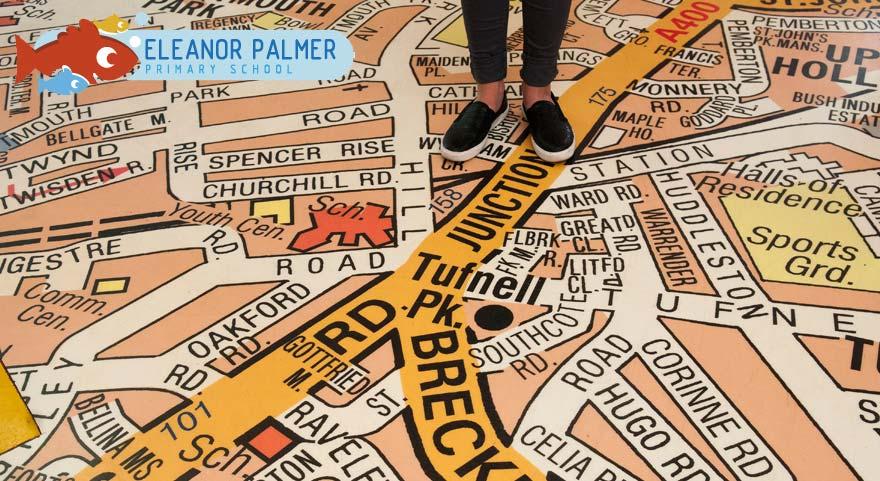 custom printed london flooring