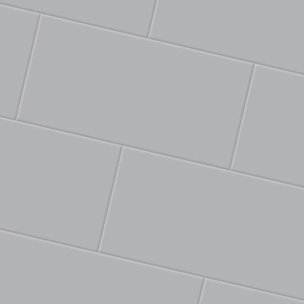 steel grey vinyl tiles
