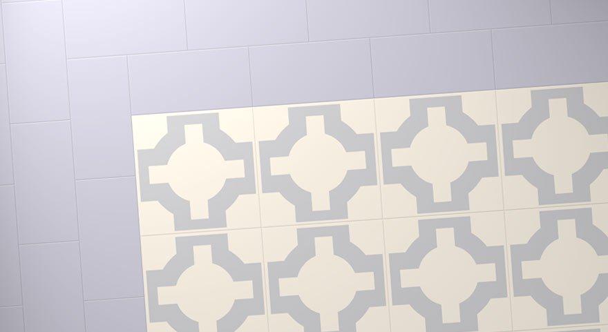 mauve vinyl flooring for feature areas