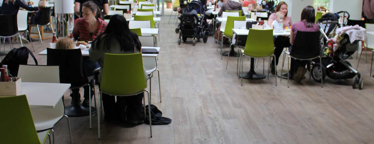 commercial wood effect flooring