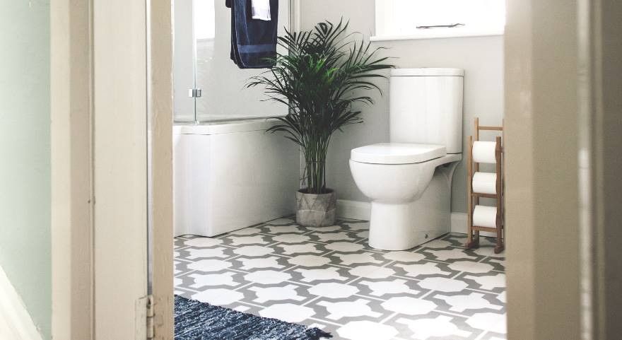 Bathroom Flooring Ideas Rubber Vinyl By Harvey Maria