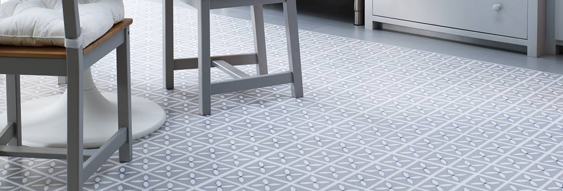 light grye kitchen decorative floor tiles
