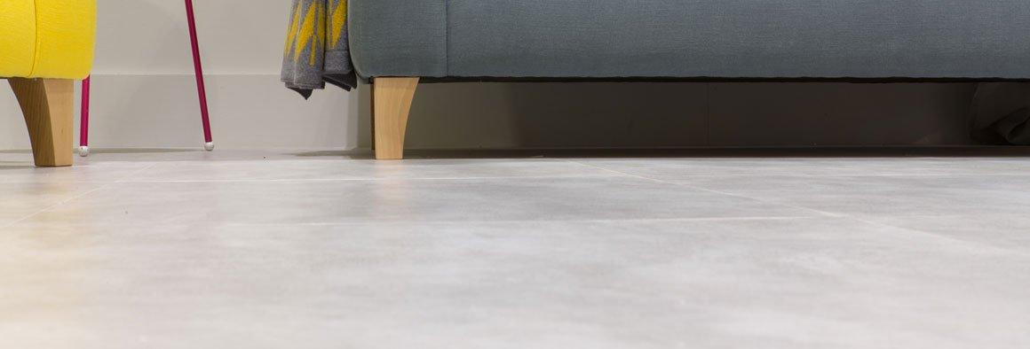 Tadao Ando Vinyl Floor