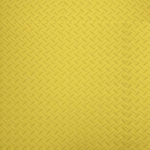 yellow tread plate vinyl flooring