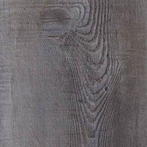 dark grey vinyl flooring swatch