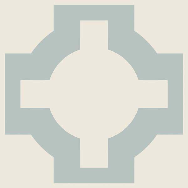 lihgt blue parquet vinyl tile