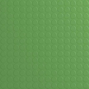 green rubber dimples flooring