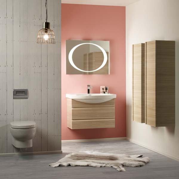 grey wooden vinyl bathroom flooring