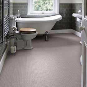 mink bathroom flooring