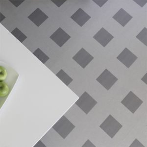 jurassic square floor tiles close up
