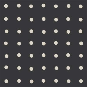 black spotted floor tile by cath kidston