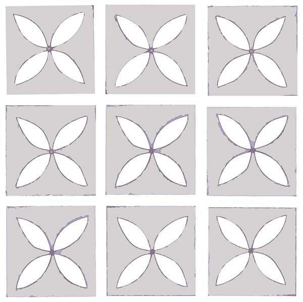lihgt grey decorative floor tile