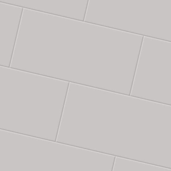 light grey vinyl floor tiles