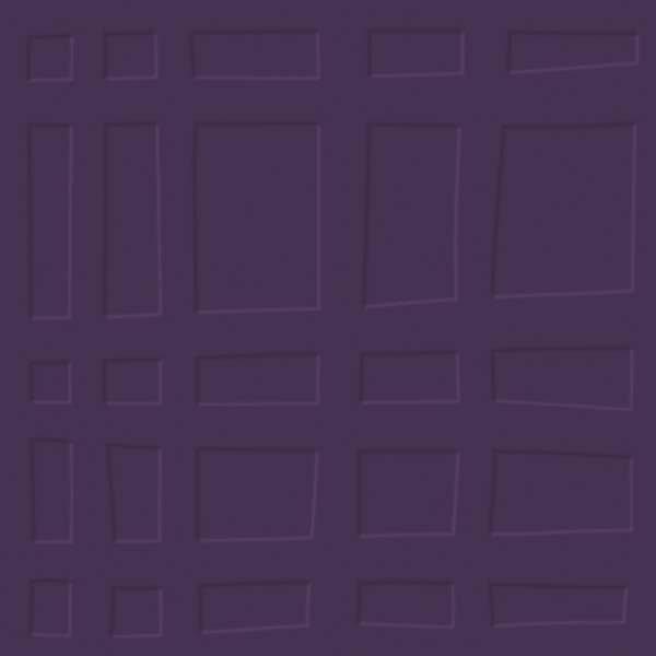 purple grid floor tile