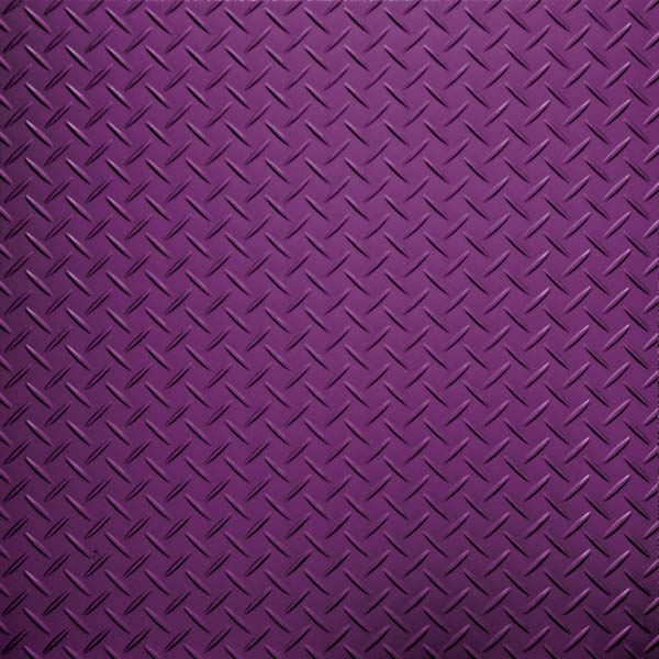 Purple Checker Plate Vinyl Flooring Tiles 163 44 90 Per