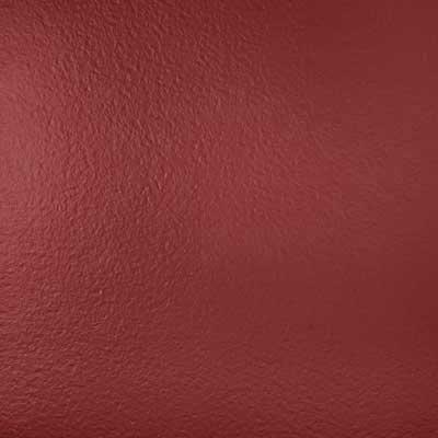 red flooring tile