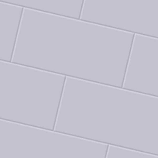 Lilac coloured vinyl flooring tile