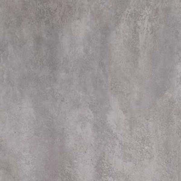 dark concrete floor in a bathroom