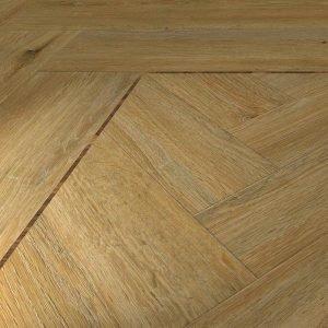 limed oak parquet floor plan