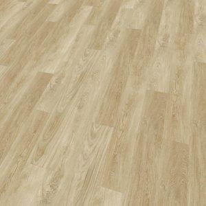 blonde oak floor laid