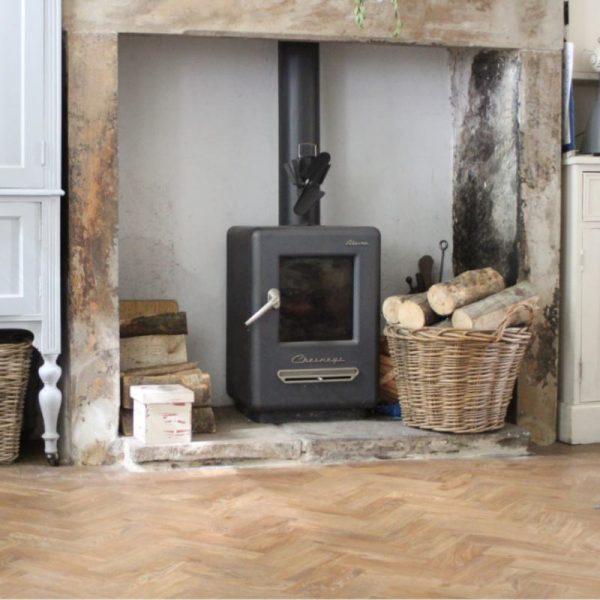 parquet spring oak living room