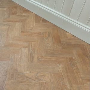 parquet spring oak wood floor detail