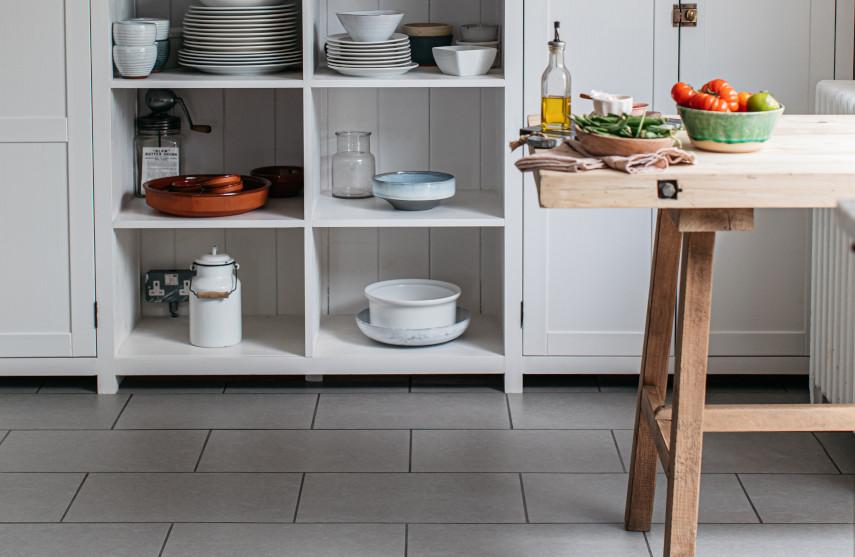Dining Room Flooring Ideas | Vinyl & Rubber TIles by ...