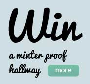 Win a winter proof floor