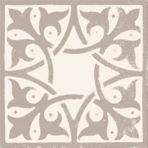 neutral pattern floor swatch