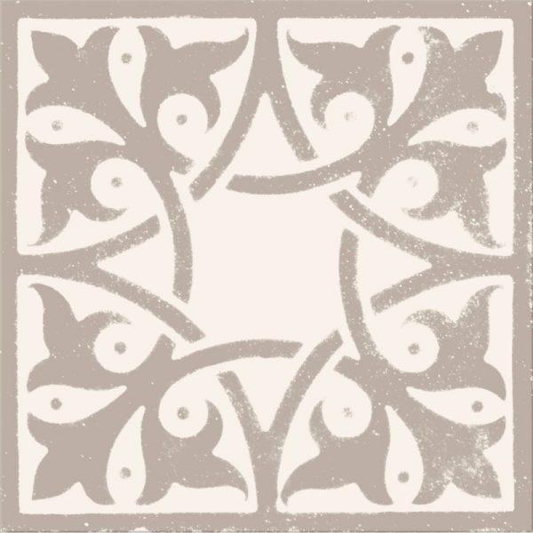 neutral pattern floor swatch