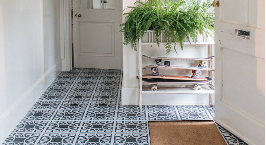 Hallway Flooring Ideas Vinyl Rubber