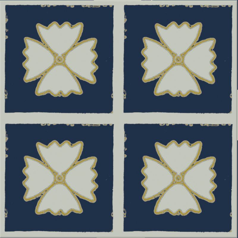 larkspur blue floor