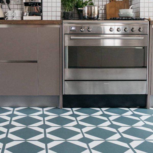 french clay kitchen floor