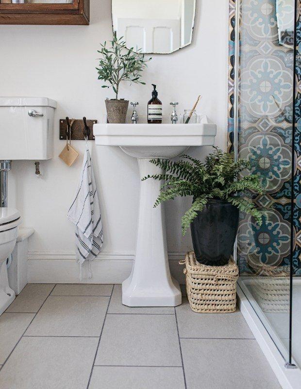 stone bathroom flooring modern fresh bathroom