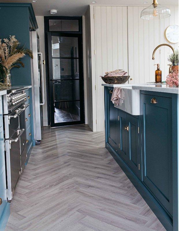 earl grey kitchen