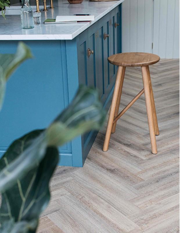 dormouse kitchen wooden flooring