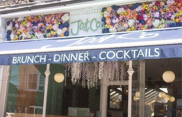 jo&co best brunch restaurant in hove