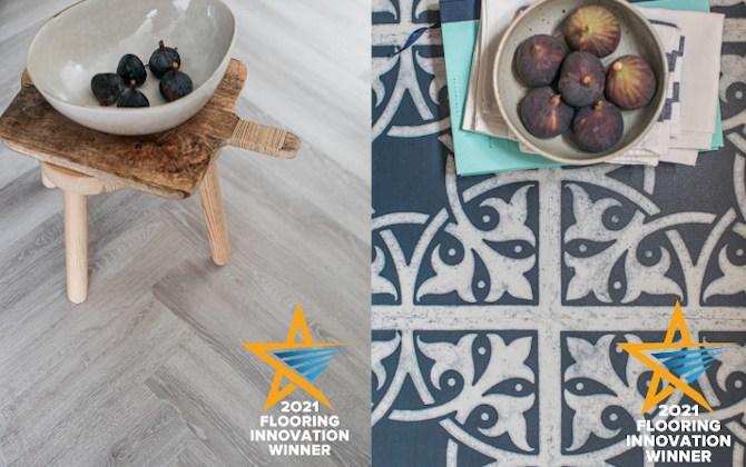 flooring innovation award winner
